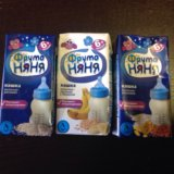 Каша молочная Фруто няня