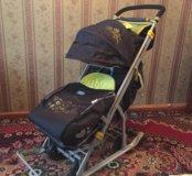 Санки-коляска Nika kids 7-2 ‼️