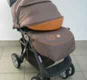 Детская прогулочная коляска Geoby C879