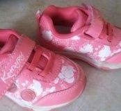 Кроссовочки для девочки