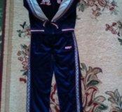Спортивный костюм 8-11лет на мальчика