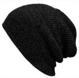 Новая шапка серый меланж