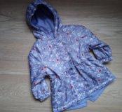 Курточка весна-осень 3-4 года.