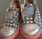 Кроссовки кеды для девочки