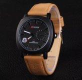 Новые кварцевые часы Curren