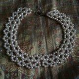 Ожерелье-воротничок