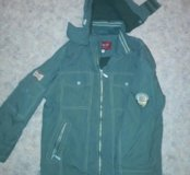 Куртка демисезонная Кико