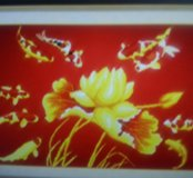 Бриллиантовая мозайка  9137