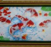 Бриллиантовая мозайка  9139