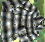 Пальто демисезонное 42-44 р в отличном состоянии