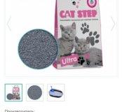 Cat step наполнитель 5 кг