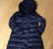 Стильное пальто монклер