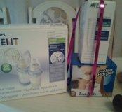 Молокоотсос Philips AVENT + подарок