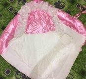 Конверт- одеяло на выписку из роддома