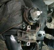 Подушка двигателя нижняя на фольксваген поло
