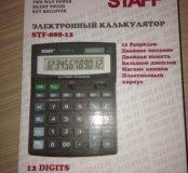 Калькулятор Staff STF-888-12