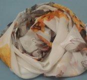 Нежный легкий шарф