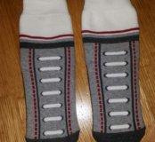 Новые утеплённые махровые носки р. 10-12