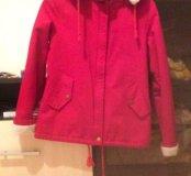 Куртка пальто
