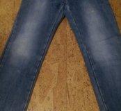 Джинсовая куртка, джинсы, толстовка
