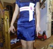 Костюм платье и болеро. Новый