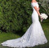 Испанское свадебное платье San Patrich-Harman