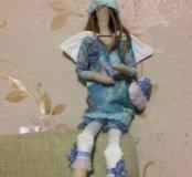 Кукла Тильда ангел)