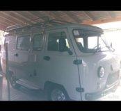 Грузовой фургон УАЗ 390995