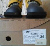 Детские лыжные ботинки MARAX