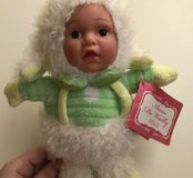 Мягкая игрушка Кукла овечка