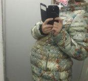 Куртка для беременных,теплая размер 42/46