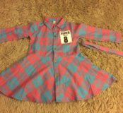 Платье рубашка от 95/100