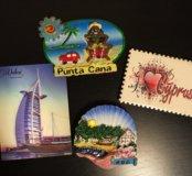 Сувениры из разных стран!🌴