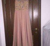 Шикарное платье Новое!!