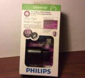 ✅ Сетевая зарядка Philips DLP2207U/12