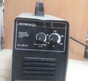 Сварочный аппарат интерскол иса250