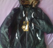 Куртка из кож.зам.46 размера