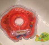 Круг для купания + термометр