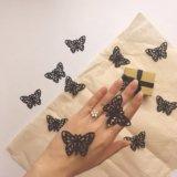 Вырубка бабочек для декора интерьера / скрапа