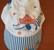 Кепка,шапки на 0-12мес