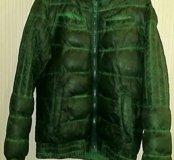 Куртка мужская или на подростка.