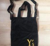 Мужская сумка Yohji Yamamoto