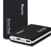 Power Bank аккумулятор на 12600 mAh для смартфонов