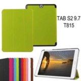 Кожаный чехол для Galaxy Tab S2 9.7 T815