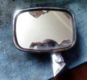Зеркало левое хром газ-24