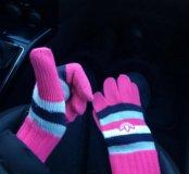 Перчатки адидас