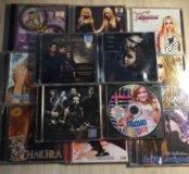 Диски CD, MP3