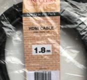 3 Кабеля HDMI новые