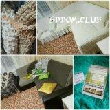 Комплект еврочехлов диван кресло