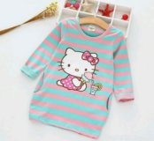 Платье туника Hello Kitty